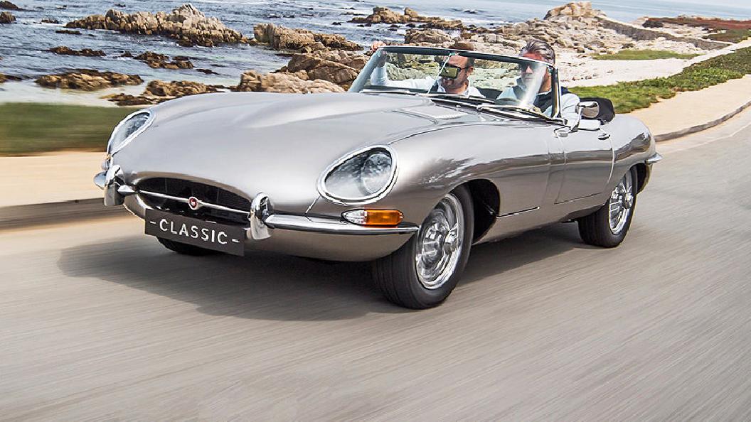 Highlight: Jaguar E-Type