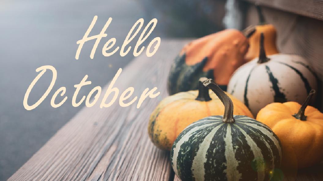Momente im Oktober