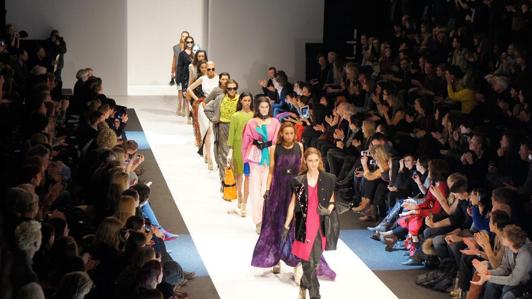 Im Visier: Berliner Fashionweek