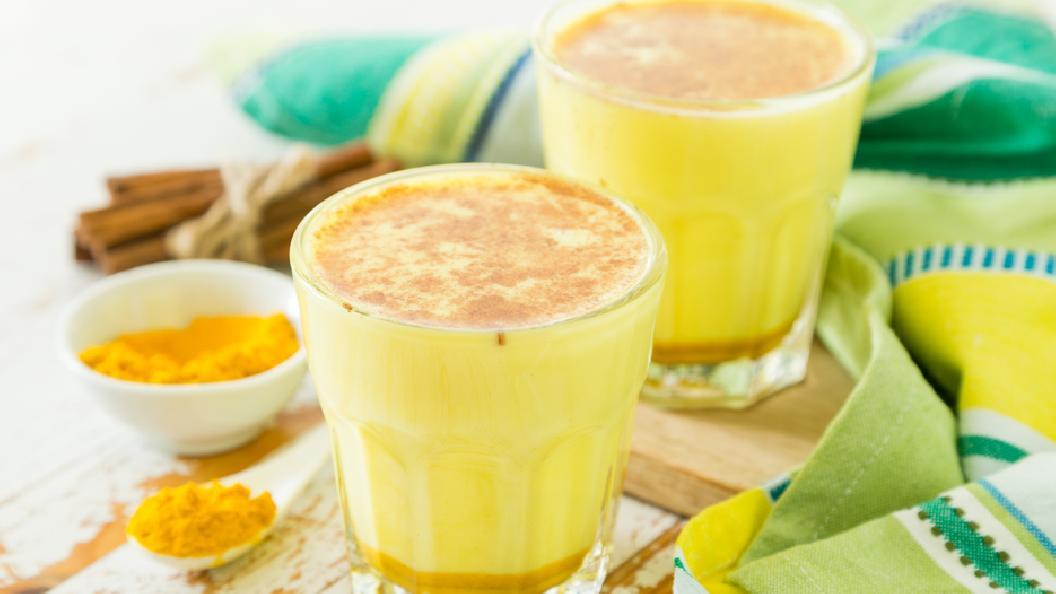 Goldene Milch – das Herbstgetränk