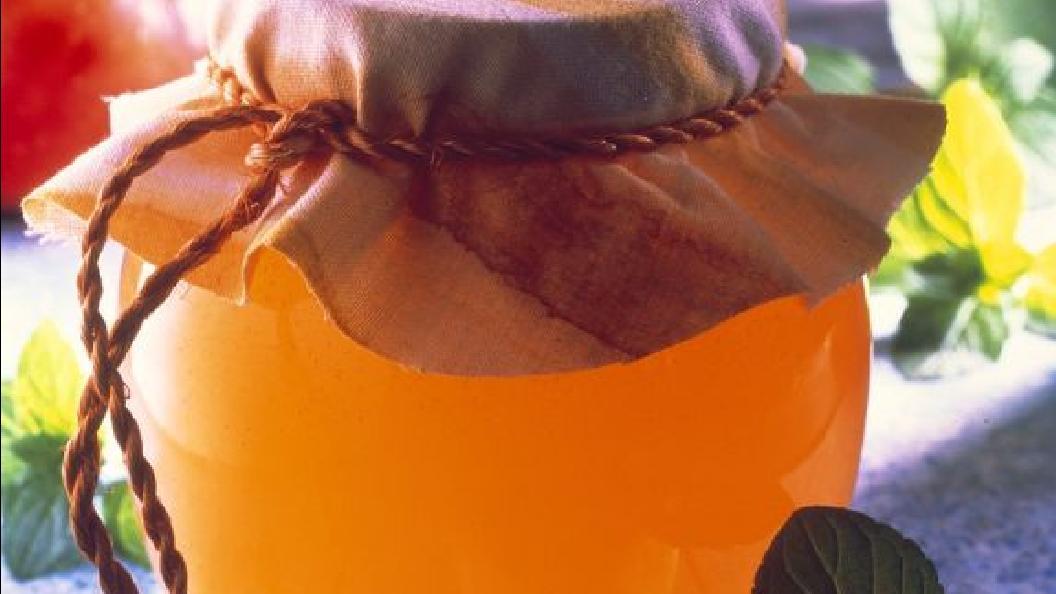 Apfelgelee mit ziemlich viel Vitamin C