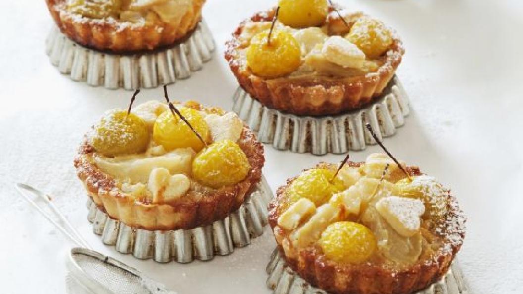 Mini-Apfelkuchen